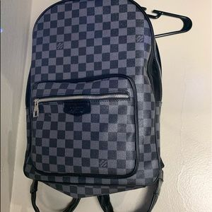 Louis Vuitton book bag used 3 times